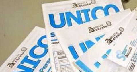 versamenti tasse Unico